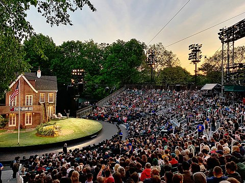 Free Shakespeare in the Park, Presented by The Public Theater